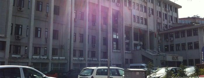 Zonguldak Adliye Sarayı is one of Atacaksin.
