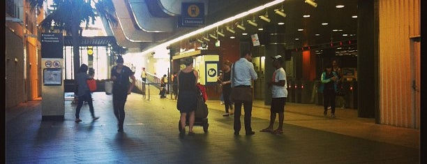 Chatswood Station is one of Locais salvos de Soraya.
