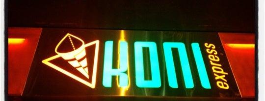 Koni Store is one of Posti che sono piaciuti a Carlos Alexandre.