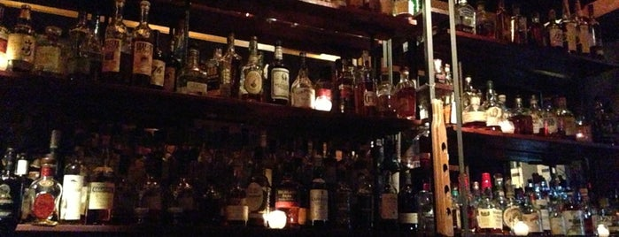 On the Rocks is one of NY's Whiskey Wildness.