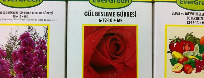 Gübreci (Pamukkale Pompa Ltd.Şti.) is one of Locais salvos de @L! K€m@l.