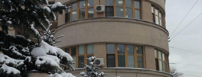 Центральная поликлиника ОАО «РЖД» is one of Врачи.