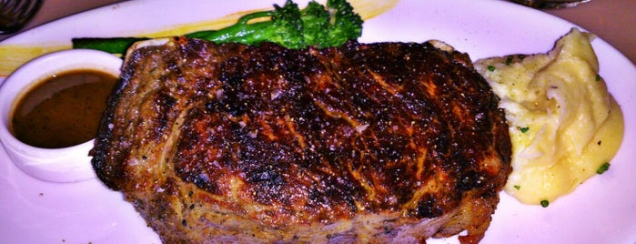 StripSteak is one of Miami.