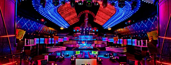 Mansion Nightclub is one of Miami Nightlife.