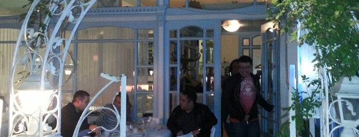 Ege Restaurant is one of Meyhane/Taverna.