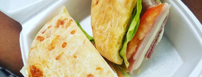 Gluten Free Oasis is one of Candlewood.
