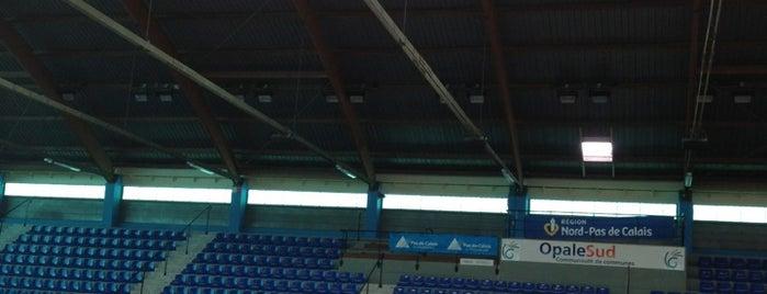 Palais des Sports is one of Tempat yang Disukai Melike.