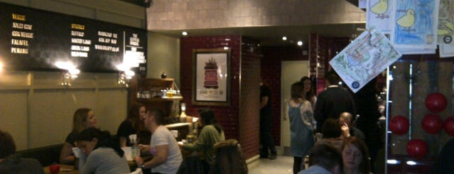 Gourmet Burger Kitchen is one of Best of food and drinks in Guildford.
