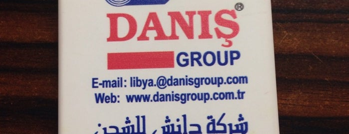 Danış Group 👑 is one of Lugares favoritos de Serhat.