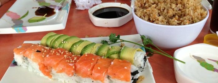 Sushi Express is one of Orte, die Benjamin gefallen.