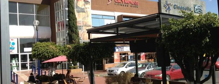 Centro Comercial La Noria is one of centros comerciales.
