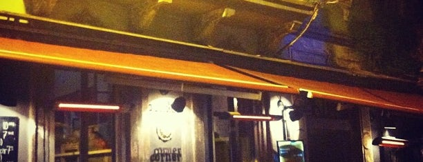 Pendor Corner is one of clup&bar.