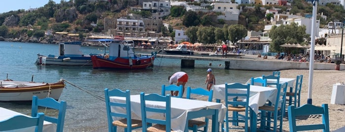 Taverna Pirofani is one of leros.