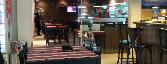 Massa Pura Gourmet is one of Tempat yang Disukai Thiago.