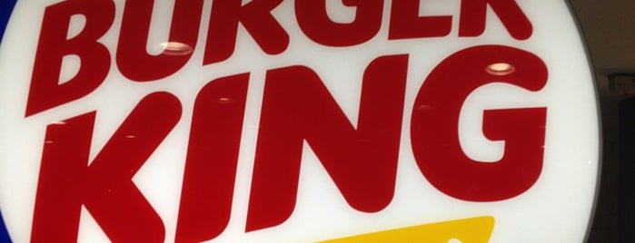Burger King is one of Orte, die Silvio gefallen.