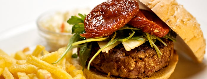 Home Burger Bar is one of Spain!.