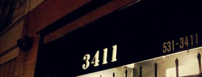 Lounge 3411 is one of Locais curtidos por Alex.