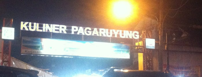 Pagaruyung Square is one of CULINARY SPOT.