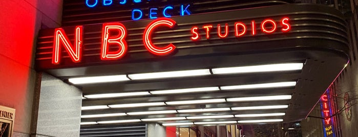 NBC News is one of NYC.