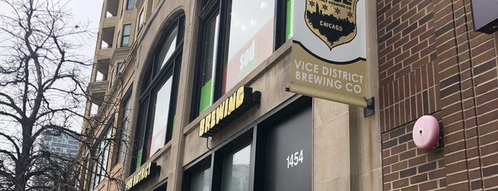 Vice District Brewing is one of Breweries I've Visited.