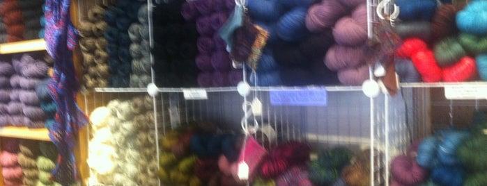 Gypsy Wool is one of Yarn Along the Rockies 2012.