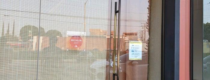 Sushi Ginza Onodera is one of KDz LA.