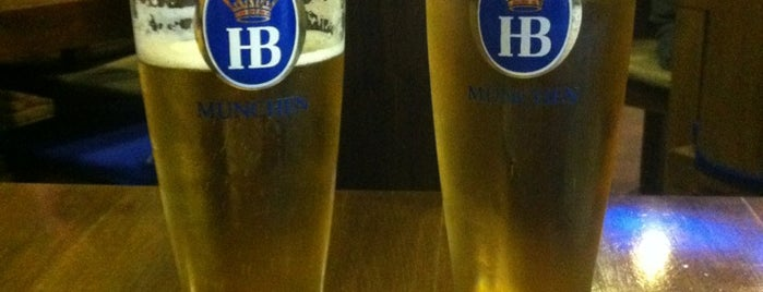 HOFBRAUHAUS is one of Tbilisi.