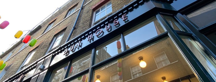 Bun House is one of 1000 Things To Do In London (pt 2).
