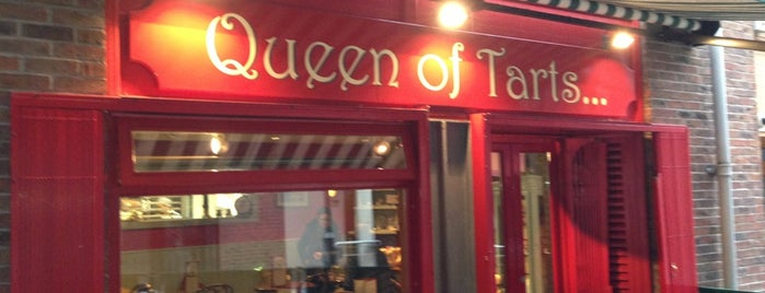 Queen of Tarts is one of Irlanda.
