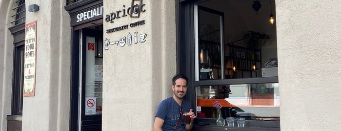 Apricot Coffee is one of Budapest.