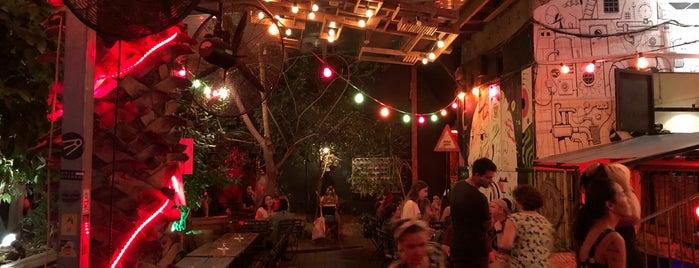Sputnik is one of TEL Aviv Bar.