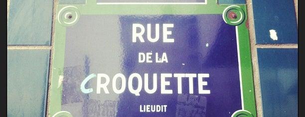 Rue de la Roquette is one of Paris.