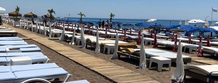 Mai Tai Beach Club is one of Huriye 님이 좋아한 장소.