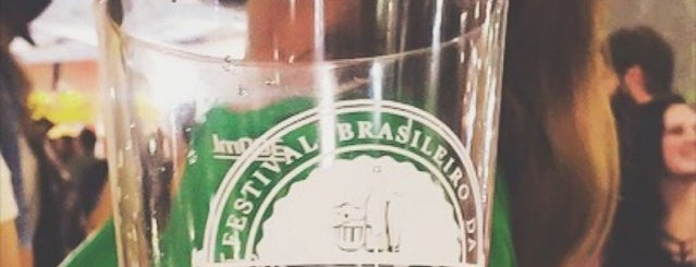 Festival Brasileiro da Cerveja 2017 is one of Patyさんのお気に入りスポット.