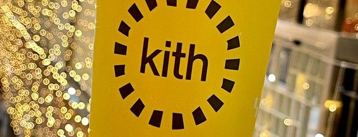 Kith Café is one of Posti che sono piaciuti a Kelly.