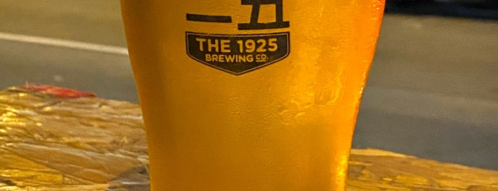 The 1925 Micro Brewing Co. is one of Craft Beer Places in Singapore.