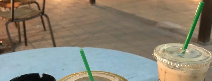 Starbucks is one of 🇰🇬.