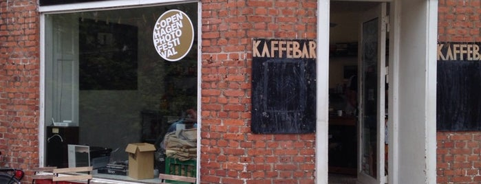 Kaffebaren på Amager is one of Coffee, work and wifi in Copenhagen.