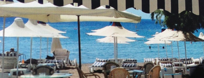 Yahsi Beach Restaurant is one of Özgürcan 님이 좋아한 장소.