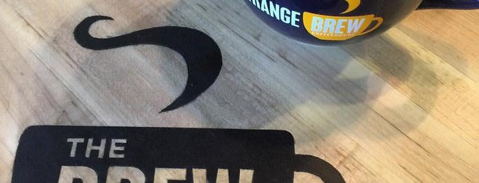 Strange Brew Coffeehouse is one of Your Next Coffee Fix.