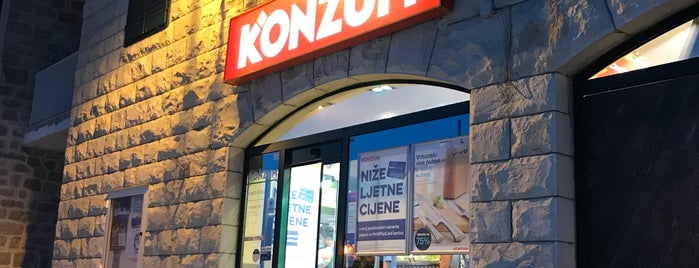 Konzum is one of Joud's Liked Places.