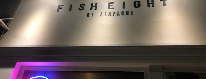 Fish Eight By Jinpachi is one of KDz LA.