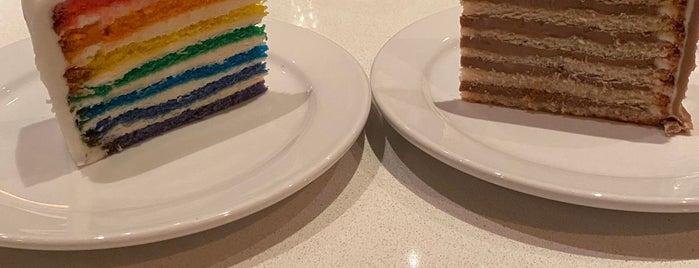 Bakery Bar is one of Posti che sono piaciuti a AKB.