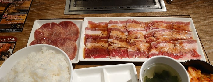 Yakiniku Like is one of Orte, die ときわ gefallen.