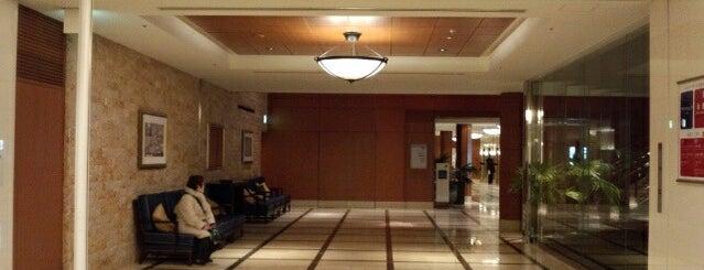 Miyako Hotel Kyoto Hachijo is one of Lieux qui ont plu à Shu-Chu.