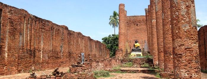 Wat Thammikarat is one of Trips / Thailand.