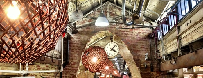 Chelsea Market is one of NYC.