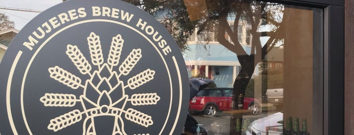 Mujeres Brew House is one of CA-San Diego Breweries.