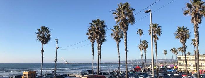 Ocean Beach is one of San Diego.