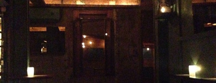 Featherweight is one of Speakeasy - Hidden spots.